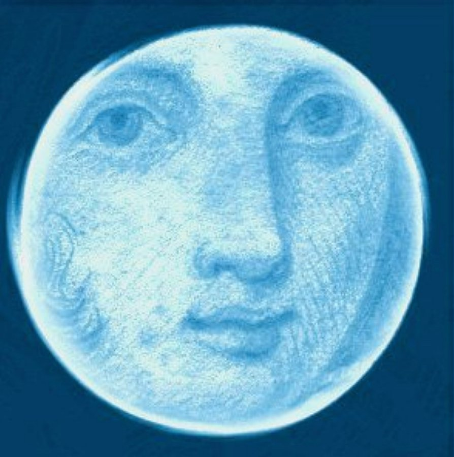 Once in a blue moon.